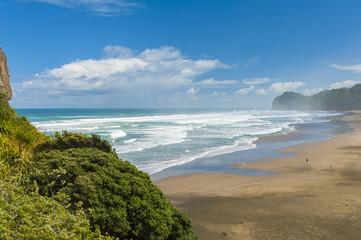 Fototapeta Piha beach