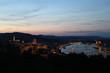 Budapest, Hungary during Sunset