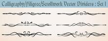 Calligraphy/Filigree/ Scrollwo...