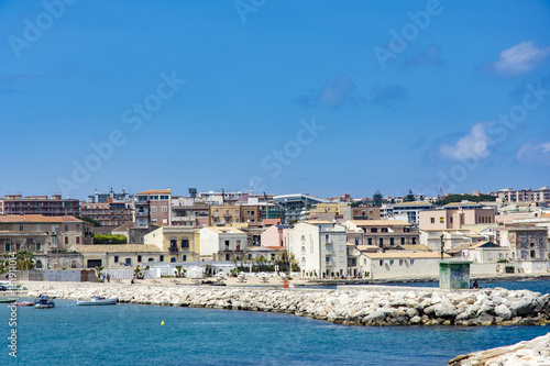 Cadres-photo bureau Tunisie sea coast syracuse