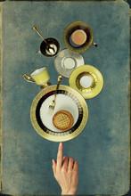 Dishes Balancing