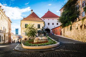 Glavni grad Zagreb u ljeto