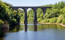 Old Railway Viaduct Over Wayoh...