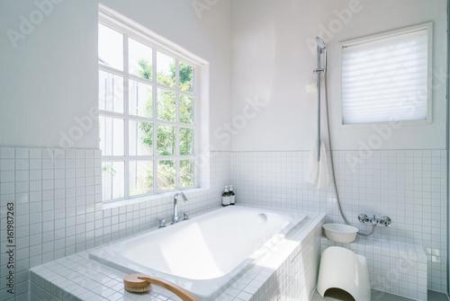 Fotomural  バスルーム