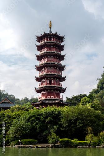 Foto op Canvas Guilin Guilin