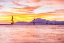 Bridge Rio - Antirrio In Greec...