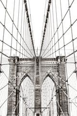Fototapeta Nowy York brooklyn bridge