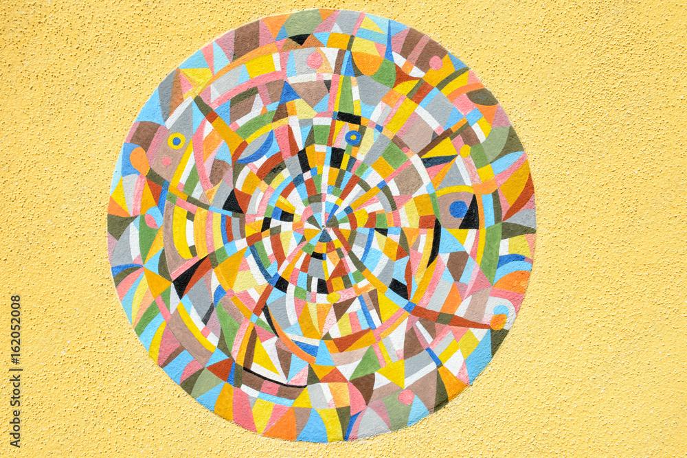 Colorful mandala for Background