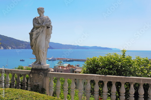 Photo sur Aluminium Ligurie Santa Margherita Ligure