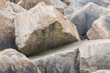 Granite Boulders In Hurricane ...