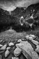 Obraz na SzkleMorskie Oko lake in Poland