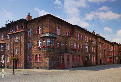 Katowice / Nikiszowiec, zabytkowa architektura