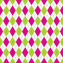 Vector Argyle Seamless Pattern...