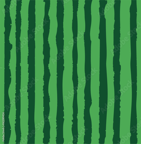 Cotton fabric Vector watermelon background
