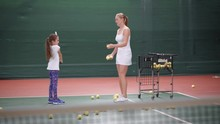 A Young Coach Teaches A Little...