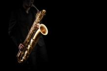 Saxophone Player. Saxophonist ...