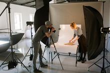 Creative Team Shooting Commerc...