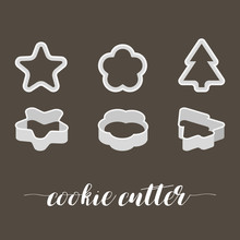 Cookie Cutter In Various Style...
