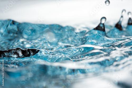 Fotomural Beautiful splash of water