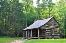 Carter Shields Cabin At Cades ...