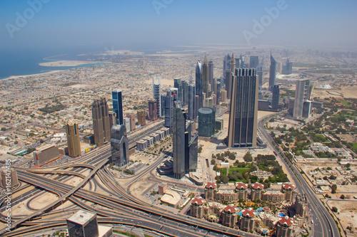 Tuinposter Dubai