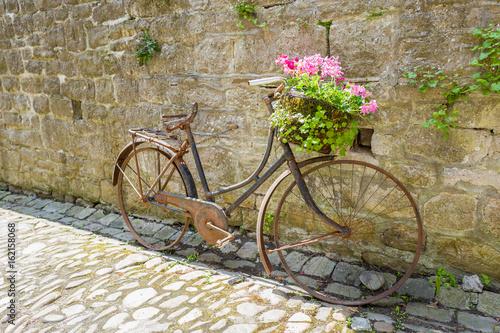 Foto op Plexiglas Bicycle.