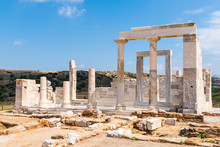 The Temple Of Demeter Located ...