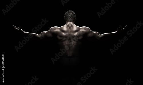 Fotografia Bodybuilder