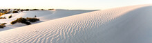 Dune In White Sands