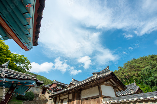 Valokuva  Dosanseowon Confucian Academy is where former scholars and students from Korea s