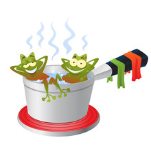 Boiling Frogs