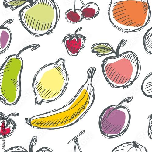 bezszwowe-owoce-recznie-rysowane-wzor-z-apple-wisnia-cytryna-banan-truskawka-sliwka-gruszka-brzoskwinia-pomarancza-sztuka