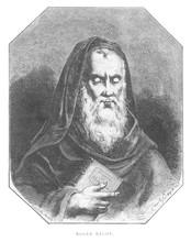 Roger Bacon - Bayard. Date: 1214 - 1294