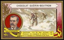 Louis Noros  Explorer. Date: F...