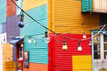 Bright Colors Of Caminito In L...