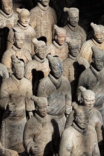 Foto op Plexiglas Xian World famous Terracotta Army located in Xian China