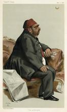 Ismail Pasha  Khedive Of Egypt. Date: 1830 - 1895