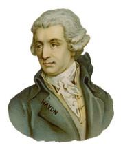 Joseph Haydn - Scrap. Date: 17...