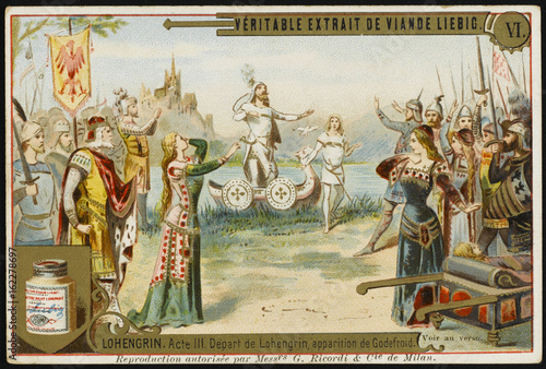 Photo  Lohengrin Restores Godf. Date: 1850