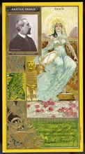 Anatole France   Thais. Date: 1844-1924