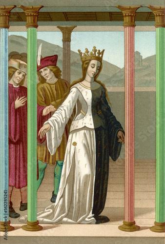 Fotografija  Fortune (Allegorical). Date: 15th century