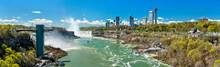 View Of Niagara Falls From The...