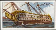Royal George Sinks 1782. Date:...