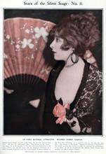 Mildred Harris In 1922. Date: 1922