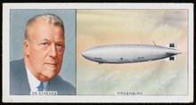 Hugo Eckener - Hindenburg Zepp...