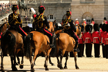 Trooping The Colour Ceremony, London