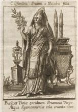Myth - Mythology - Cassandra