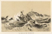 Forfarshire Shipwreck. Date: 7...