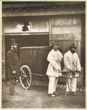 Street Disinfecting. Date: 1877