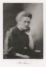 Marie Curie - Nobel 1911. Date...